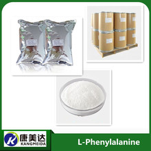 Amino acid manufactuer supply l- phenylalanine
