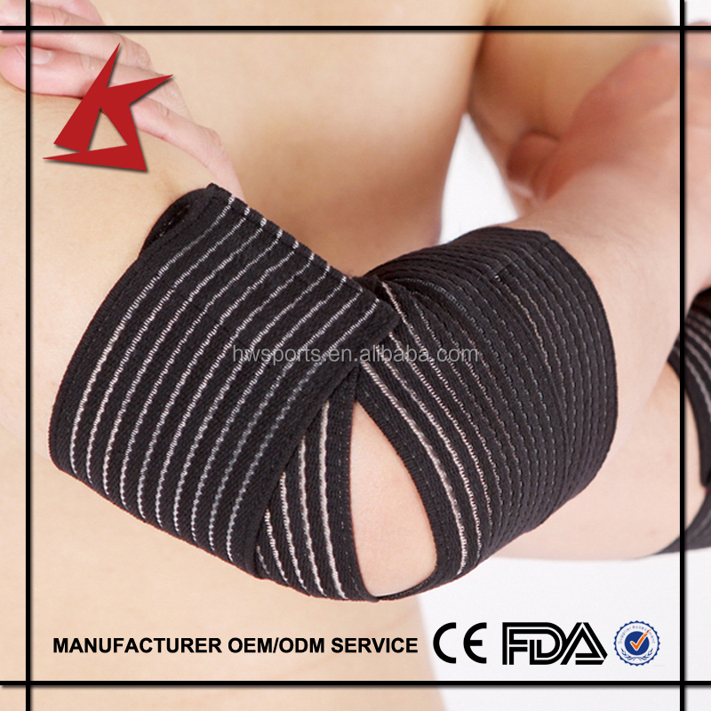 QS-621#Free sample elbow support brace elbow strap protector