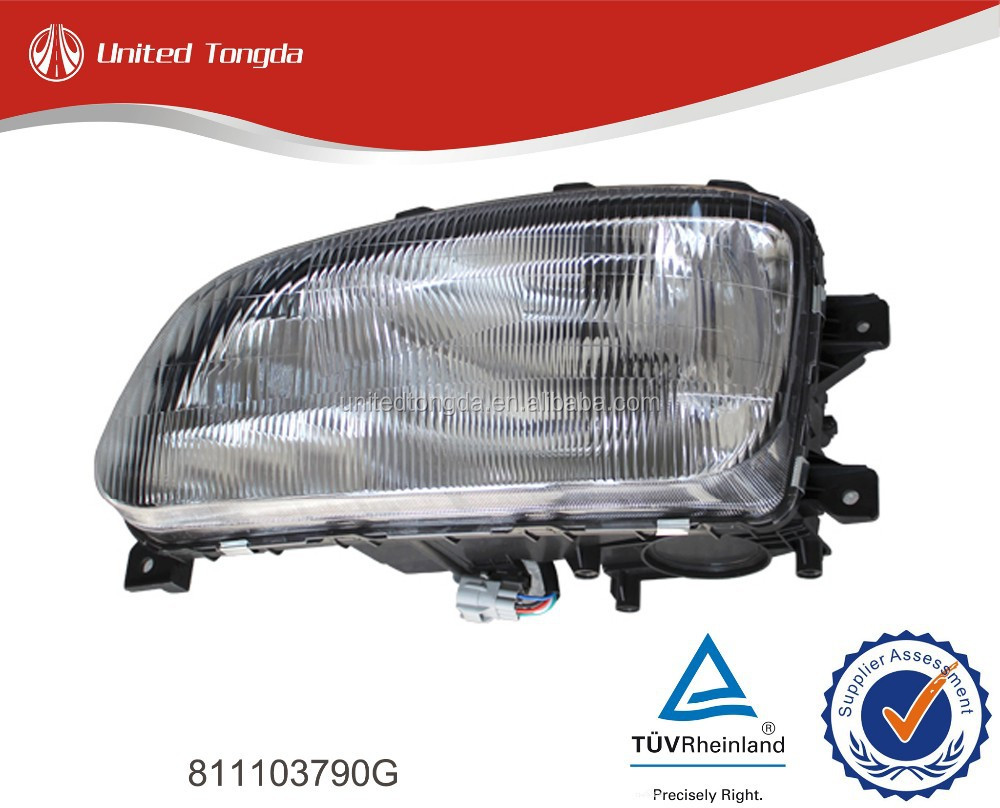 Left hand head lamp 811103790G for HINO