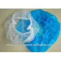 PP spunbond non woven fabric Disposable protection hat