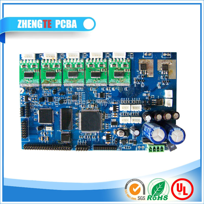 Cooper base gps tracker electronic circuit board pcb assembly