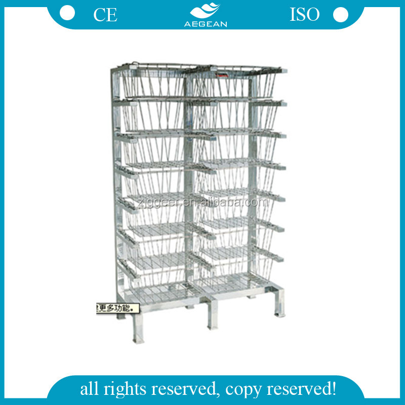 AG-SS070 surgical instrument trolley