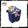 Security lunch carrying bag, bottle wine cooler tote bag, nonwoven fitness cooler bag