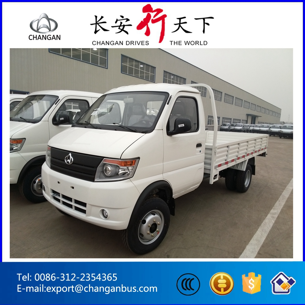 Changan Q20 gasoline 5MT left handle drive mini truck