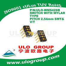 Newest RoHs ul push button switch 19mm manufacturer ULO