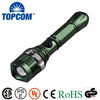 3 Watt Powerful XPE LED Zoomable Rechargeable Torch Flashlight