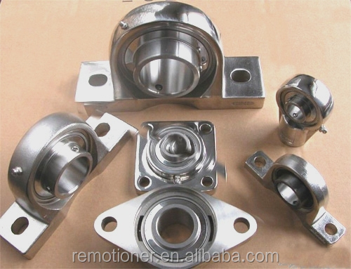 stainless steel mounted bearing SUCF205 SUCF206 SSUCF207
