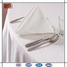 100% cotton table napkin folding design wholesale napkin for hotel