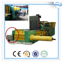(TFKJ) Y81T-1600 hydraulic steel bale making machine scrap metal baler for iron steel copper aluminum can CE