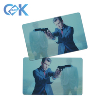 3D lenticular business/Gift promotion <strong>card</strong> with change content