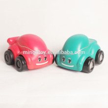 Promotional Cheap happy kid pu stress toy car