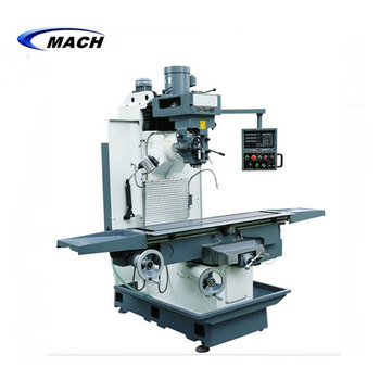 X713 Manual Metal Vertical Milling Machine