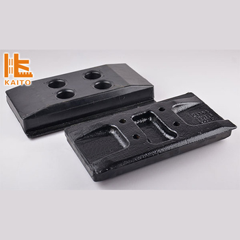 Unify Rubber Track Shoes/Rubber Track Pads for P/N 4624701852 for Vogele S700/S800/S700-3/S800-3