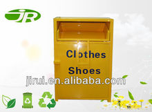 outdoor clothing recycle bins manufacturer