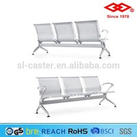 2016 hot sell custom stainless steel seating bench