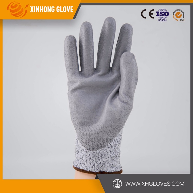 XH butcher cut resistant glove used for food industry