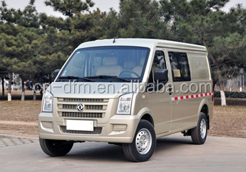 Safety choice Dongfeng mini van C37 for sale