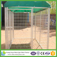 Cute carrier bag dog cage stainless steel