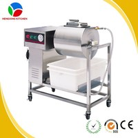 vacuum marinating machine/vacuum meat processing/meat salting marinator