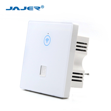 Jajer wall wifi router rj45 wan port wireless mini 300m AP router