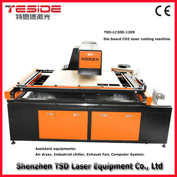 Die maker plywood / wood cutting machine dealership wanted