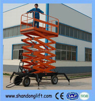 hydraulic man lift with CE