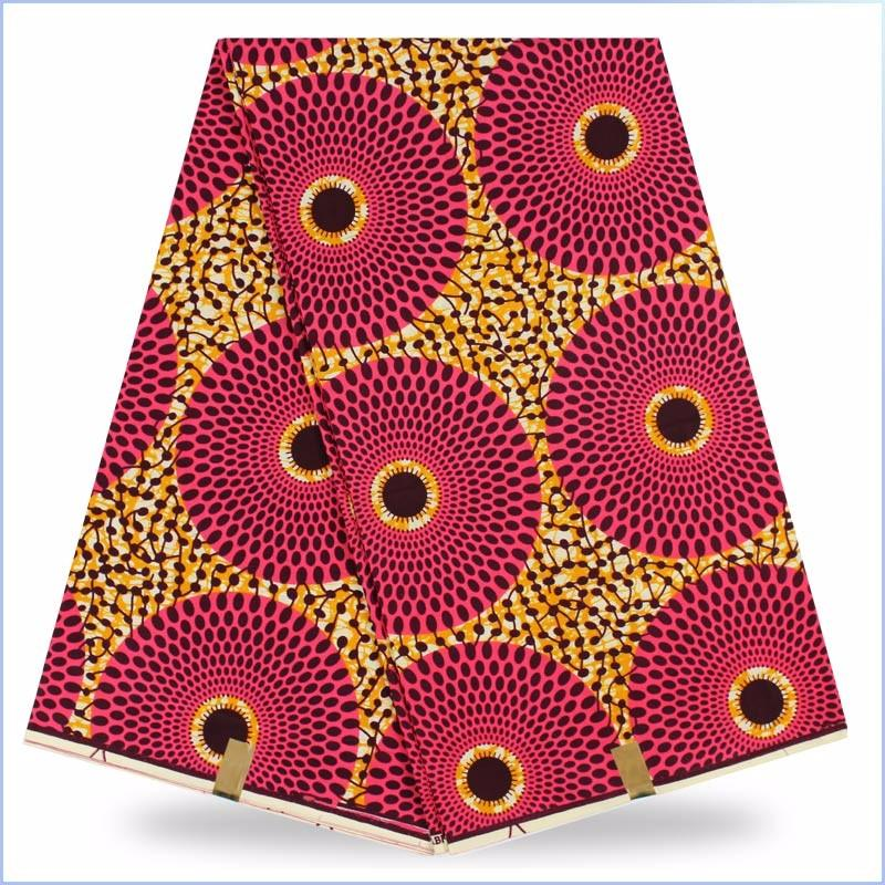 wholesale and cheap 100% cotton super veritable real wax print fabric for African market