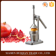 Food grade stainless steel cold press manual slow juicer extractor
