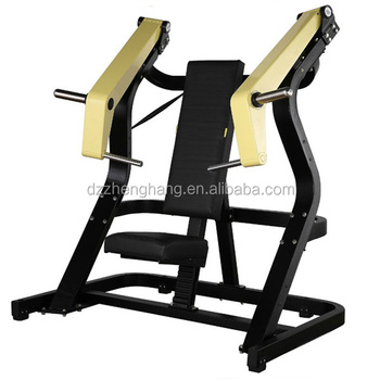 Professional Fitness Equipment Gym Chest Press