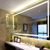 Interior Designed Touch Sensor Switch Hotel Lighted Vanity Mirror