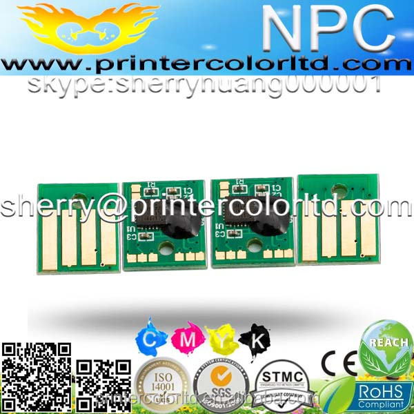 Hot!!! toner cartridge chip for Lexmark MS310dn toner chip