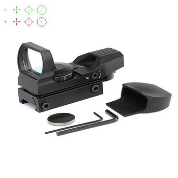 OEM China Red and Green Dot sight 4 Reticle Reflex Sight for hunting