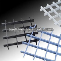 aluminum suspended grid/grille ceiling tiles,panels prices insulation,plastic gate sheet,vent block