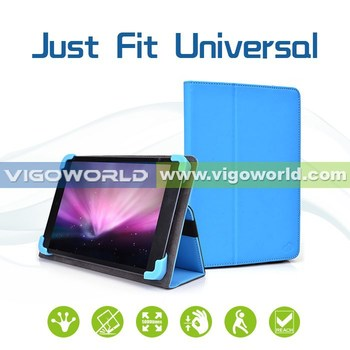 Vigoworld Xpand collection 8 inch universal tablet case for Samsung Galaxy Tab 3 Neo Tablet