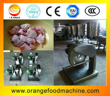 Hot sale stainless steel chicken cutting machine price