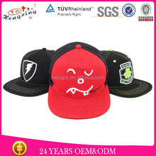 cheap wholesale custom paisley cute red snapback hat for child