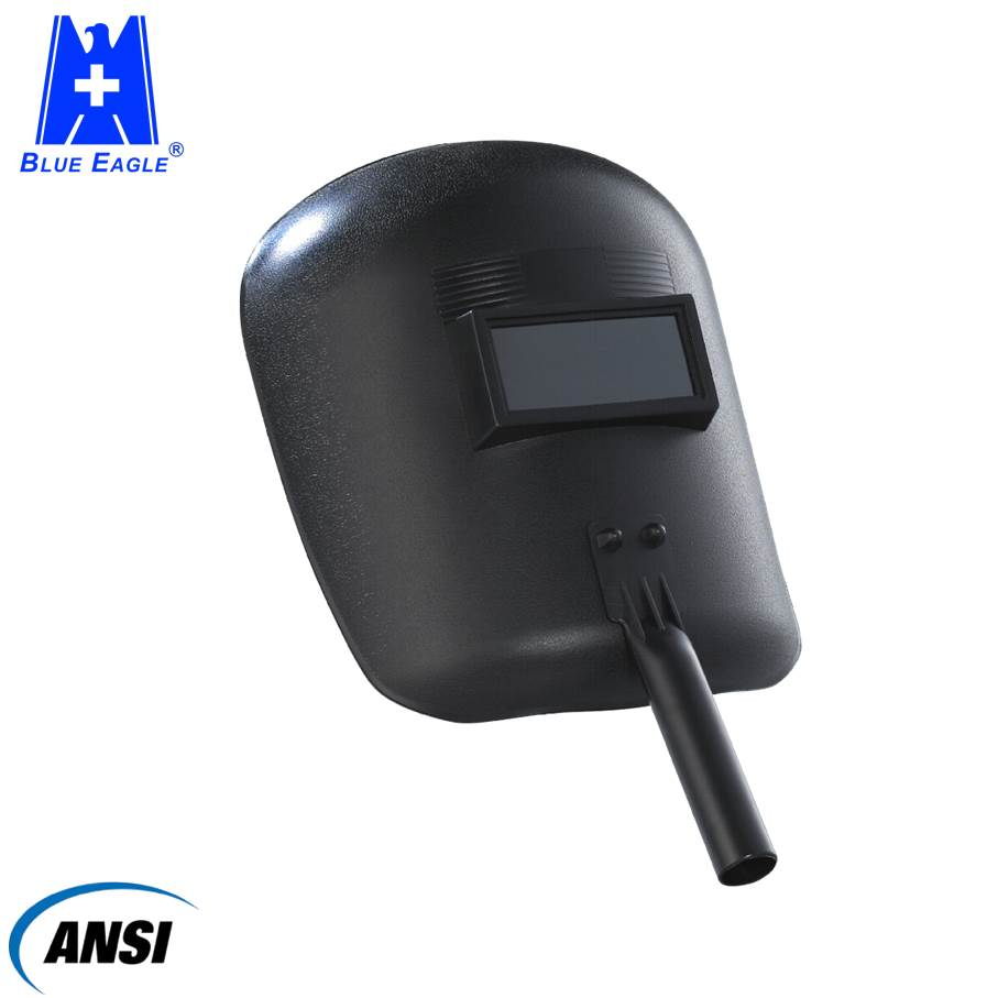 <strong>PP</strong> ANSI Z87.1 Handheld Safety welding head shield mask
