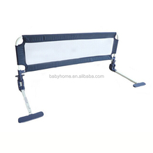 Child security safety guard EN collapsible design safety bed rail