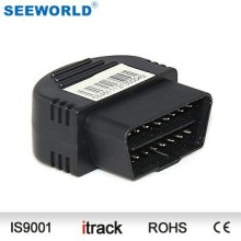 S701 universal obd2 scanner mini obd sos geo-fence alarm real time location via sms and platform