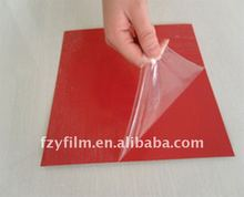 colorful steel plate protective film