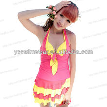 2014 Newest One piece Swimwear hot sale