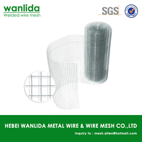 Anping factory galvanized 4x4 welded wire mesh for sale ( SGS )