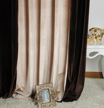China Fashion Window Curtains for Living Room/Bedroom