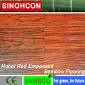 Chinese top ten Sinohcon brand best bamboo flooring brand