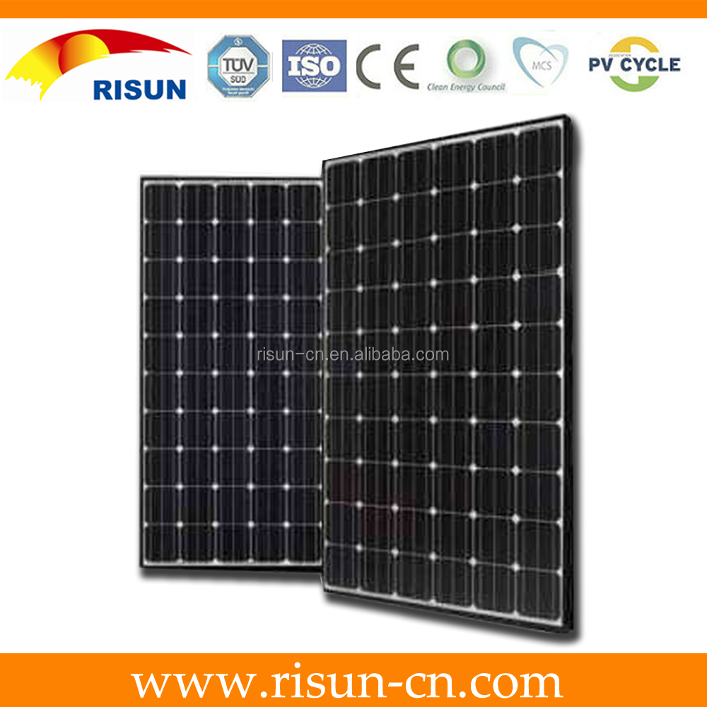 High Power Solar Powered Equipment 300W PV Solar Panel/High Quality Mono Solar Panel Module 300 Watt