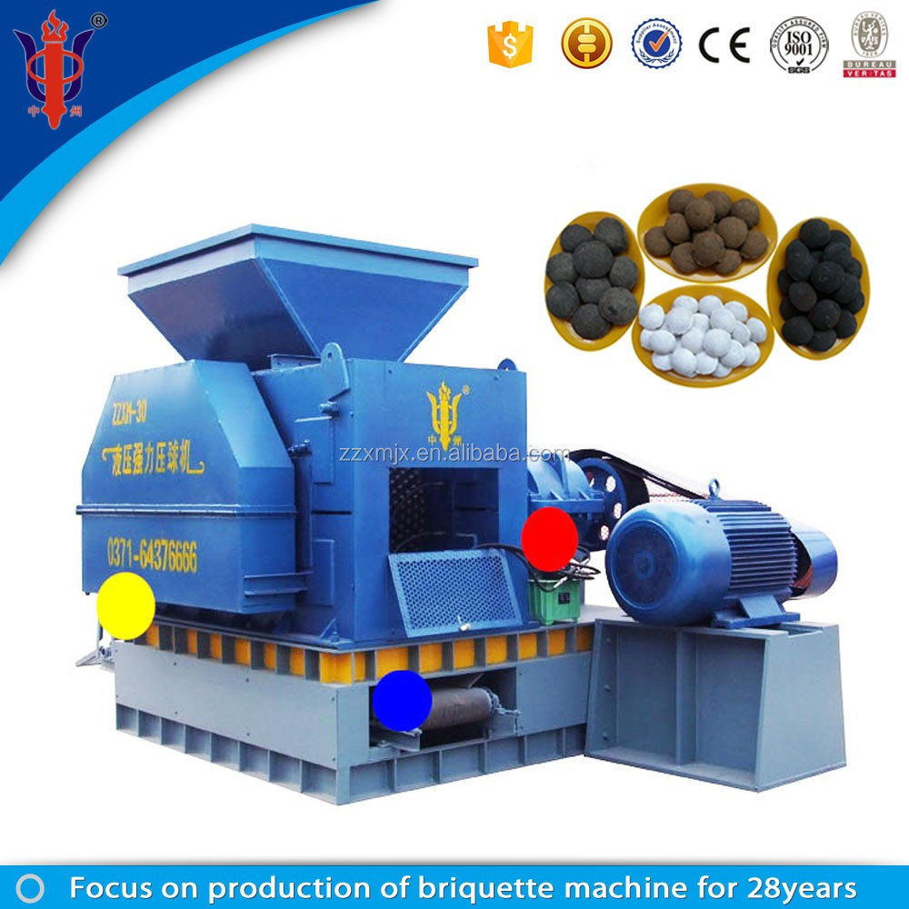 customer high praise product Coal Briquetting/briquette Machine