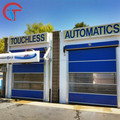 Outdoor carwash automatic high speed automatic roll up door