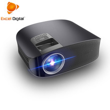 Excel Digital Cheap <strong>Projector</strong> YG600 Data show <strong>projector</strong> Home Entertainment 1080p <strong>Projector</strong>