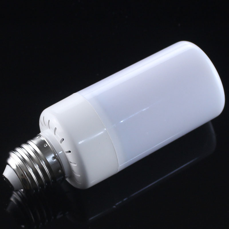 E27 E14 LED Flame Effect Light Bulb 85~265V Flickering Emulation Fire Lights 9W Decorative Lamp Led Flame Lamps
