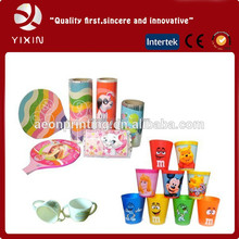 Strong covering power heat transfer printing film for plastic cup